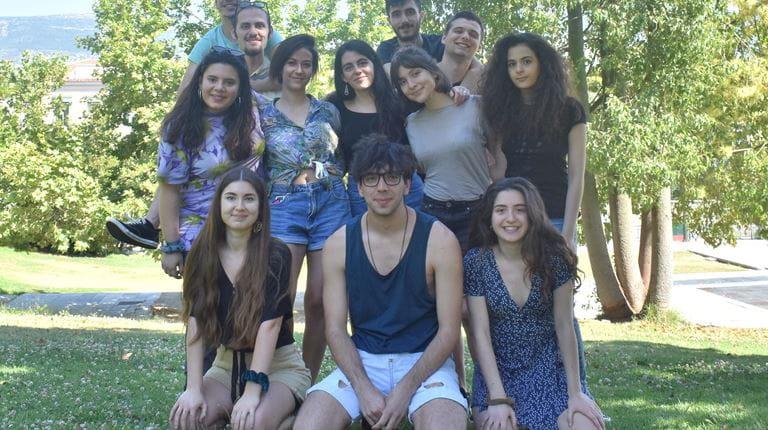 Φοιτητική ομάδα IGEM 2020
