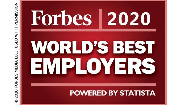 Διάκριση Forbes